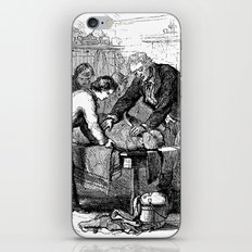Dr. Crowley's Experiment  iPhone & iPod Skin