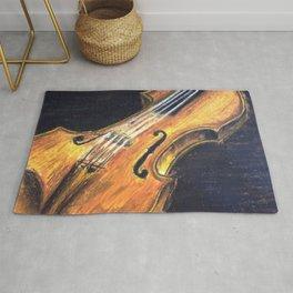 Violin Rug