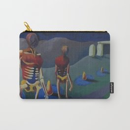 Time Walk Carry-All Pouch