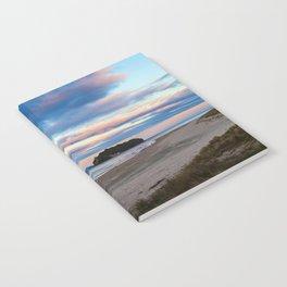 September Sunset Notebook