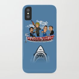 Fish Punch iPhone Case