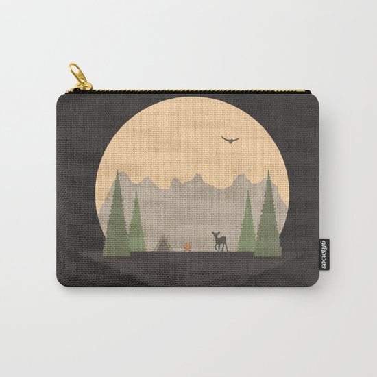 Welcomed Guest Carry-All Pouch