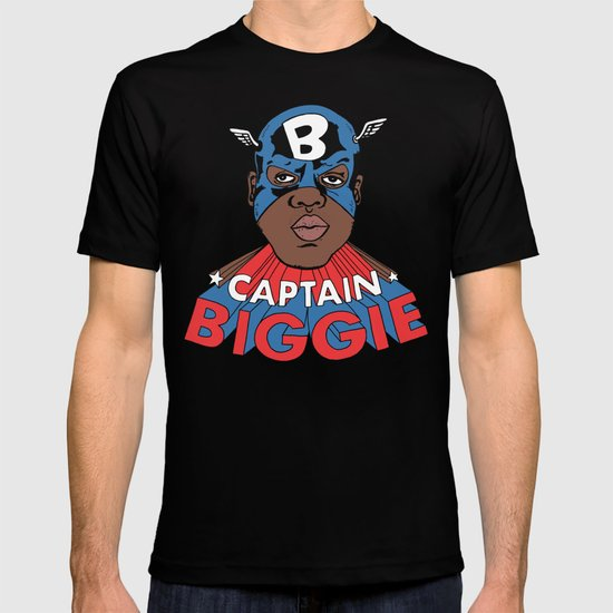 Captain Biggie T-shirt