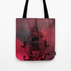 Swallowed in the sea Tote Bag