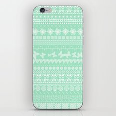 Minty-Licious iPhone & iPod Skin