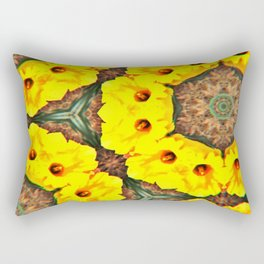 Daffodils Rectangular Pillow