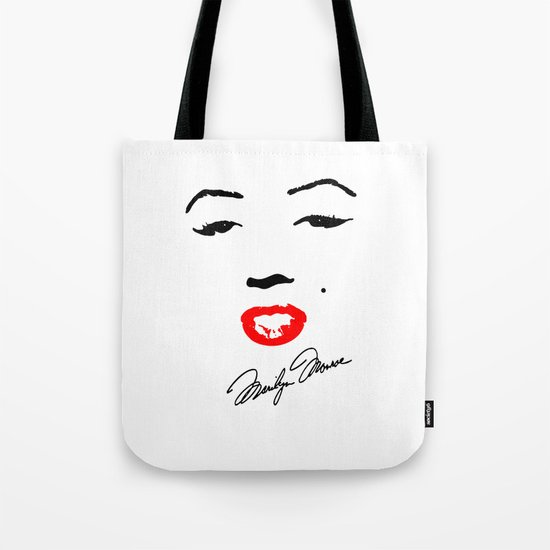 Marilyn Monroe! Tote Bag