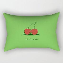 Ma Cherrie Rectangular Pillow