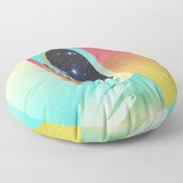 Galexia Floor Pillow