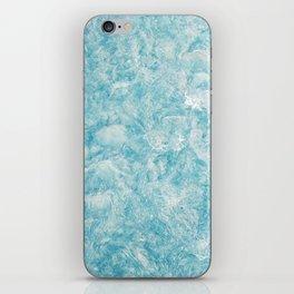 Crystal Water Marble iPhone Skin