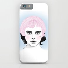 Fashion Illustration - Chanel Pink iPhone 6s Slim Case