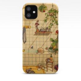 Bathroom iPhone Case