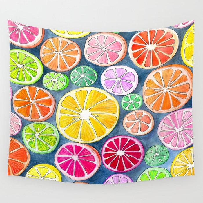 Citrus Painting