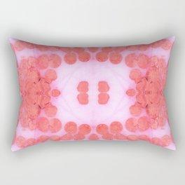 Sea Shell Disco Unicorn Rectangular Pillow