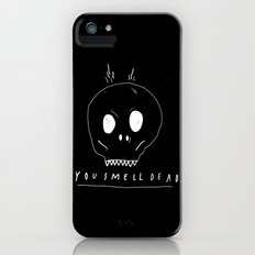 YOU SMELL BAD Slim Case iPhone SE