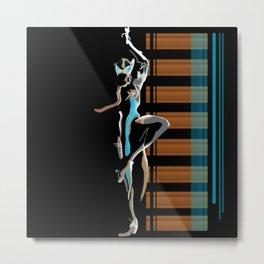 Symmetra Metal Print
