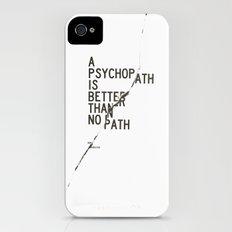 Psychopath Slim Case iPhone (4, 4s)