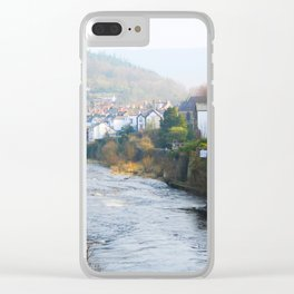 River Dee Clear iPhone Case