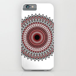 Queen of All Hearts iPhone Case