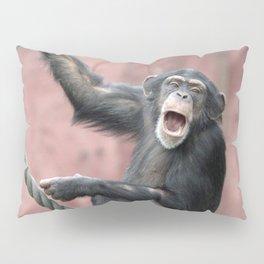 Chimpanzee_001_by_JAMFoto Pillow Sham