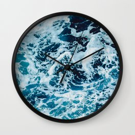 Lovely Seas Wall Clock