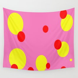 Pokey Dots Wall Tapestry