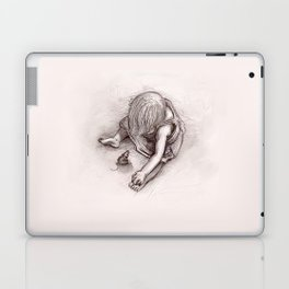 Ruby and the Rat Laptop & iPad Skin