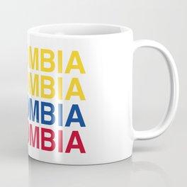 COLOMBIA Coffee Mug