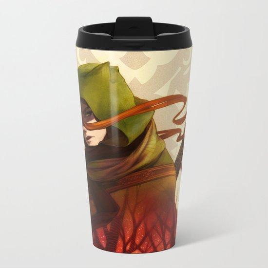 lamento Metal Travel Mug