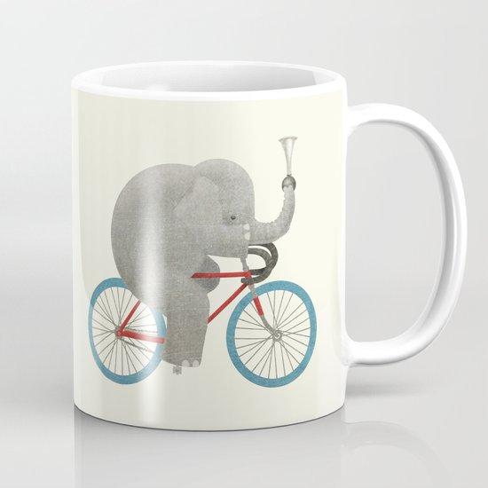 Ride (colour option) Mug