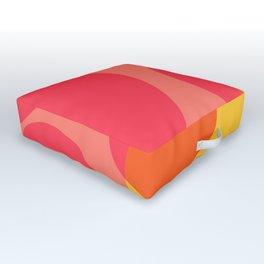 Fun Geometrics Outdoor Floor Cushion
