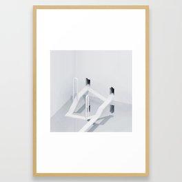 Shrine 1 Framed Art Print