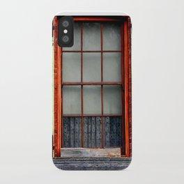 Window Shutters iPhone Case