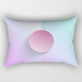 Brilliant Lavender Celeste Rectangular Pillow