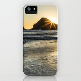 Waiting for the Sunset iPhone Case