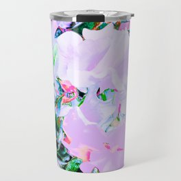 SWEETPEA WHITE/MULTI Travel Mug
