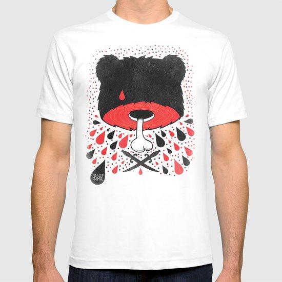 SALVAJEANIMAL headless T-shirt