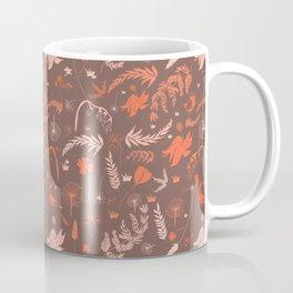 Brown + Orange Spring Folliage SS18 Coffee Mug
