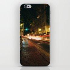 Portland Lights at Night iPhone & iPod Skin