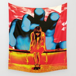 Sentient Wall Tapestry