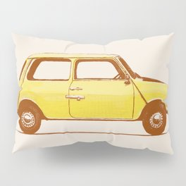 Famous Car #1 - Mini Cooper Pillow Sham