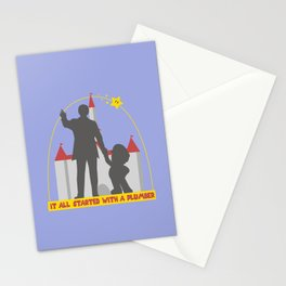 Super Partners Stationery Cards