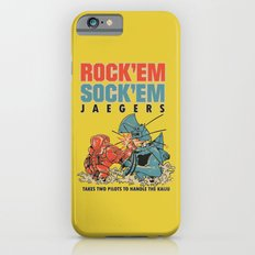 ROCK 'EM, SOCK 'EM JAEGERS iPhone 6s Slim Case