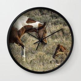 Her Precious Wall Clock