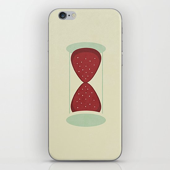 strawberry fields forever iPhone & iPod Skin