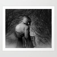 Chaldeon Retreats Art Print