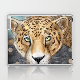 Snow, Leopard Laptop & iPad Skin