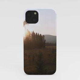 Idahome iPhone Case