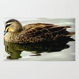 Pacific Black Duck Rug