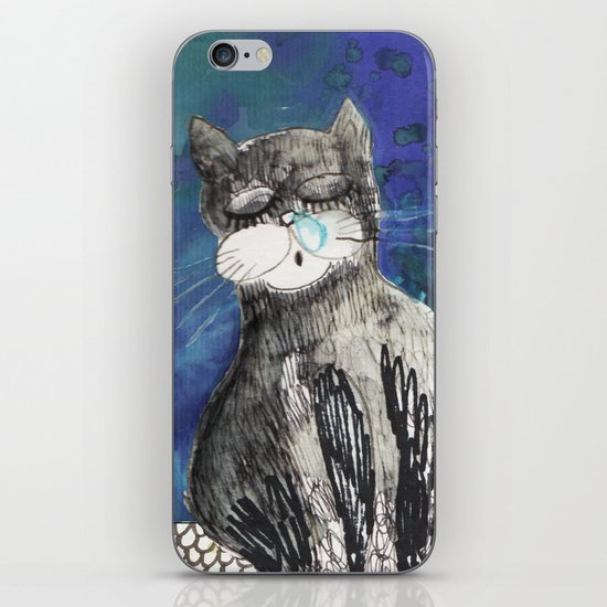 kittens iPhone Skin